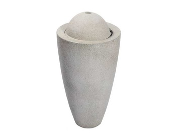 Aquascape Pond Supplies: Granite Transition Garden Fountain Large   Part Number 78030 Learn more about Aquascape Pond Supplies at SunlandWaterGardens.com
