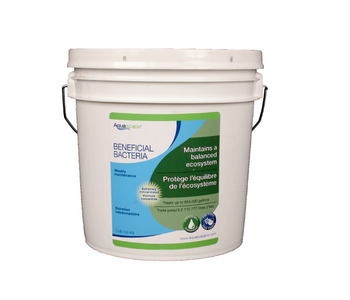 Aquascape Pond Supplies: Beneficial Bacteria for Ponds/Dry - 3.2 kg/7 lb | Part Number 98950 Learn more about Aquascape Pond Supplies at SunlandWaterGardens.com