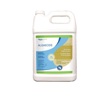 Aquascape Pond Supplies: Algaecide - 4 ltr/1 gal | Part Number 96026 Learn more about Aquascape Pond Supplies at SunlandWaterGardens.com