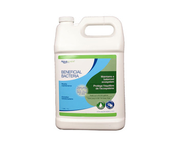 Aquascape Pond Supplies: Beneficial Bacteria for Ponds/Liquid - 4 Ltr/1.1 gal | Part Number 98885 Learn more about Aquascape Pond Supplies at SunlandWaterGardens.com