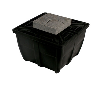 Aquascape Pond Supplies: Bubbling Fountain Stone Kit | Part Number 58069 Learn more about Aquascape Pond Supplies at SunlandWaterGardens.com