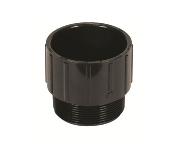 Aquascape Pond Supplies: PVC Male Pipe Adapter 1.25
