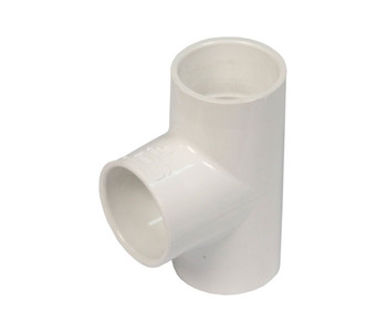 Aquascape Pond Supplies: PVC Tee Fitting 2