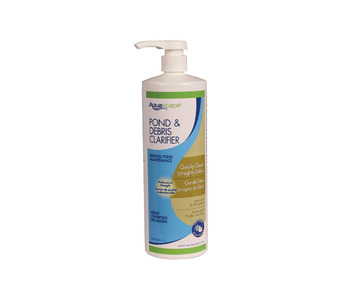 Aquascape Pond Supplies: Pond & Debris Clarifier/Liquid - 1 ltr/33.8 oz | Part Number 96005 Learn more about Aquascape Pond Supplies at SunlandWaterGardens.com