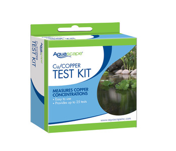 Aquascape Pond Supplies: Copper Test Kit (25 tests) | Part Number 96020 Learn more about Aquascape Pond Supplies at SunlandWaterGardens.com