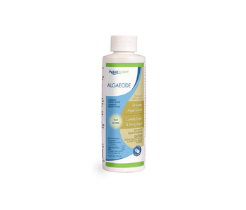 Aquascape Pond Supplies: Algaecide - 250 ml/8.5 oz | Part Number 96022 Learn more about Aquascape Pond Supplies at SunlandWaterGardens.com