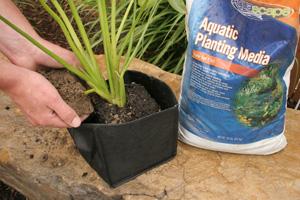 Aquascape Pond Supplies: Fabric Plant Pot 12