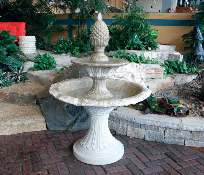 Aquascape Pond Supplies: Coventry Fountain | Part Number 78155 Learn more about Aquascape Pond Supplies at SunlandWaterGardens.com